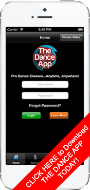 Download The Dance App Today!