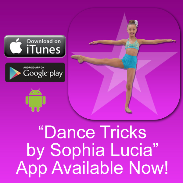 Dance Tricks by Sophia Lucia